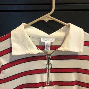 Full Tilt Tops - Pull over long sleeve shirt